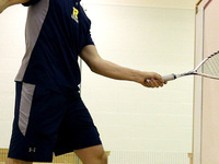 Men's Squash vs. Trinity College