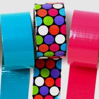 'Gate Night Duct Tape Fashion Challenge