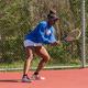 USI Women's Tennis vs  The University of Alabama in Huntsville