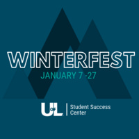 WinterFest Welcome and Info Table