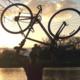 Bike the LSU Lakes