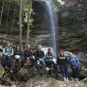 Winter Waterfalls: Outdoor Program Trip