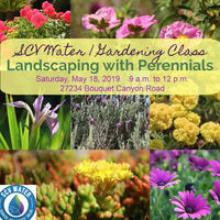 SCV Water Gardening Class: Landscaping with Perennials