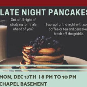 Late Night Pancakes
