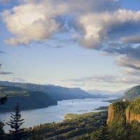 INTO OSU Graduate Trip: Columbia Gorge