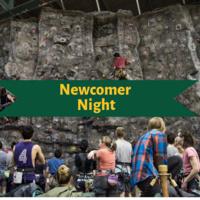 Newcomer Night @ the Climbing Wall