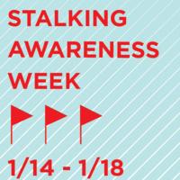 Resource Fair: Stalking Awareness Week