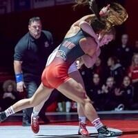 Women's Wrestling @ NWCA National Duals