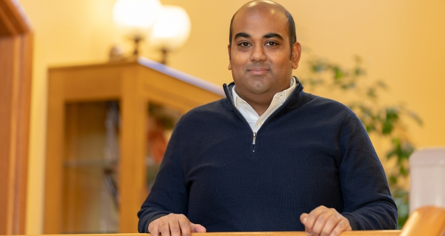 PSAC Lecture: Vivekinan Ashok, Cornell University