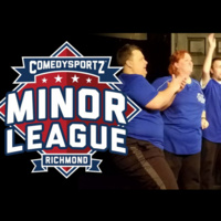 Minor League Team ComedySportz Match