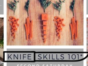 Amphitheater Cooking Class: Knife Skills
