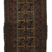 Kruizenga Art Museum: Once Were Nomads: Textiles and Culture in Baluchistan Exhibit