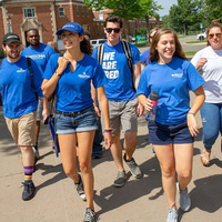 Campus Tour and Information Session