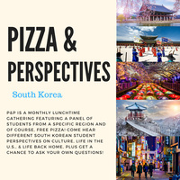 Pizza & Perspectives: South Korea