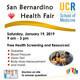 San Bernardino Health Fair