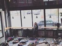 Yoga + Beer at West Coast Grocery Company