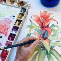 Exploring Watercolor: Basics for Beginners