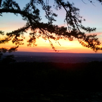 Sweetheart's Sunset Hike and Campfire