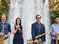 Guest Artist Recital and Saxophone Masterclass - Fuego Quartet