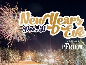 Pfriem Presents New Year's Eve Celebration