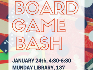 Board Game Bash
