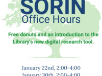 Sorin Office Hours