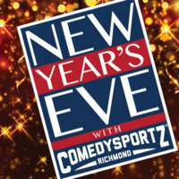 NEW YEARS EVE with ComedySportz!