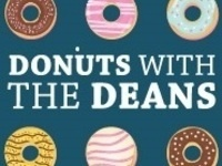 DEC: DONUTS WITH THE DEANS