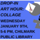 Drop-In Art Hour: Collage