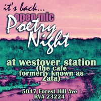 Poetry Night at Westover Station!