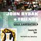 John Rybak + Friends @ Lulu Carpenter's