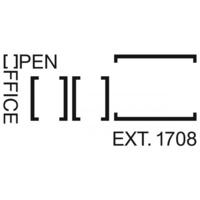 Open Office + Ext. 1708
