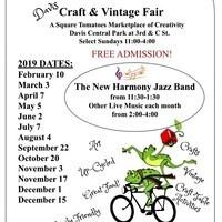 Davis Craft and Vintage Fair