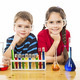 Family STEM: Color Chaos