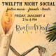 Real Mail Fridays: Twelfth Night Social
