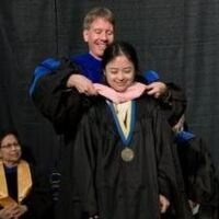 Graduate Hooding Ceremony