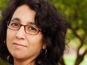 Literature Over Lunch: Geeta Kothari