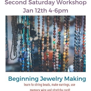 Second Saturday Workshop
