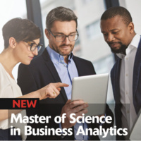 Master of Science in Business Analytics Information Session