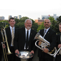 UAB Faculty Brass Quintet First Thursday Concert