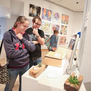 School of  Art BFA Senior Thesis Exhibition