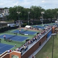 Men's Tennis vs Tennessee Tech