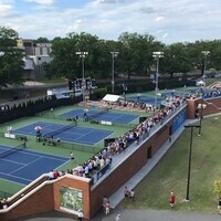 Men's Tennis vs Virginia Tech