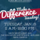Make a Difference Tuesday