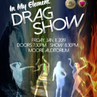 Pride Student Union Presents: In My Element: Professional Drag Show