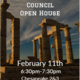 Interfraternity Council Open House