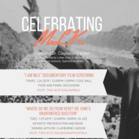 I AM MLK Jr  Film Screening