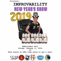 IMPROVability: Happy New Year Show!