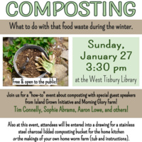Composting: What to Do With Food Waste During Winter