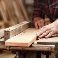 Old School Skills - Woodturning and Woodworking Basics